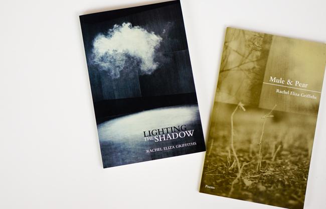 Rachel Eliza Griffiths book covers