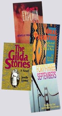 Jewelle Gomez books