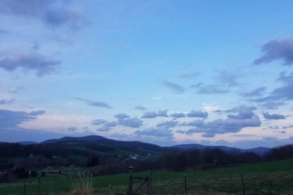 New Hobart landscape